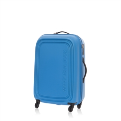 logoduck trolley suitcase