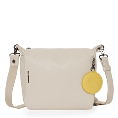 mellow leather shoulder bag