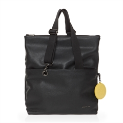 mellow leather shopper