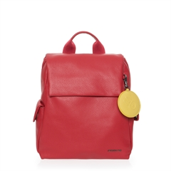 mellow leather backpack