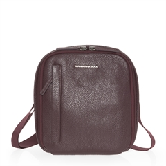 mode leather cross-body bag