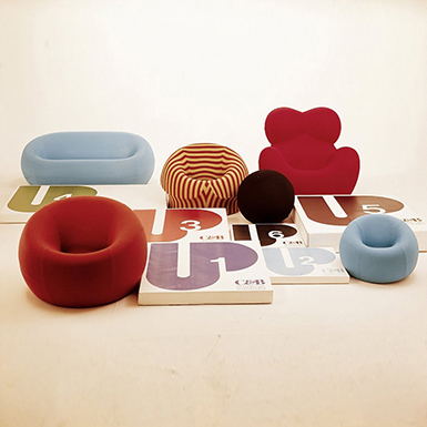 Mandarina Duck loves: Italian Design Icons