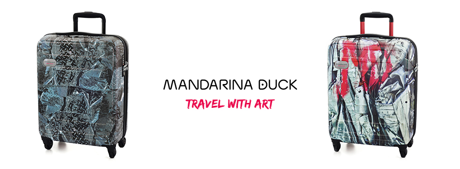 """Travel With Art"" con Mandarina Duck – White Milano, 26-28 settembre 2015"