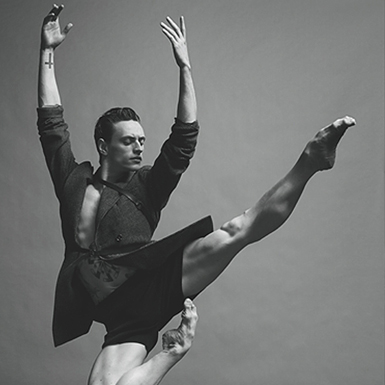 Mandarina Duck loves: Sergei Polunin