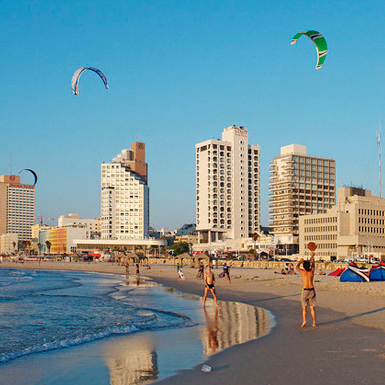 MD – The Art of Travel: Tel Aviv