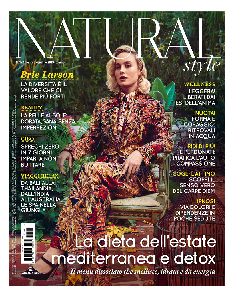 Natural Style COVER