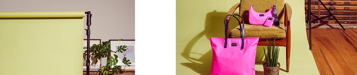 916e612cd0f Women's bags, leather and fabric | Mandarina Duck