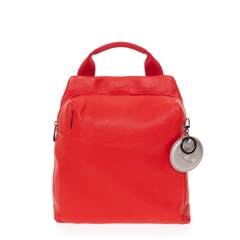 0d5c2fabe350 Backpacks for women, leather and fabric | Mandarina Duck :: MELLOW LEATHER  BACKPACK :