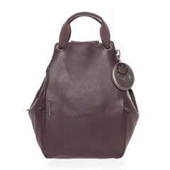 c2ea1d3ff5 Backpacks for women, leather and fabric   Mandarina Duck :: MELLOW LEATHER  BACKPACK :